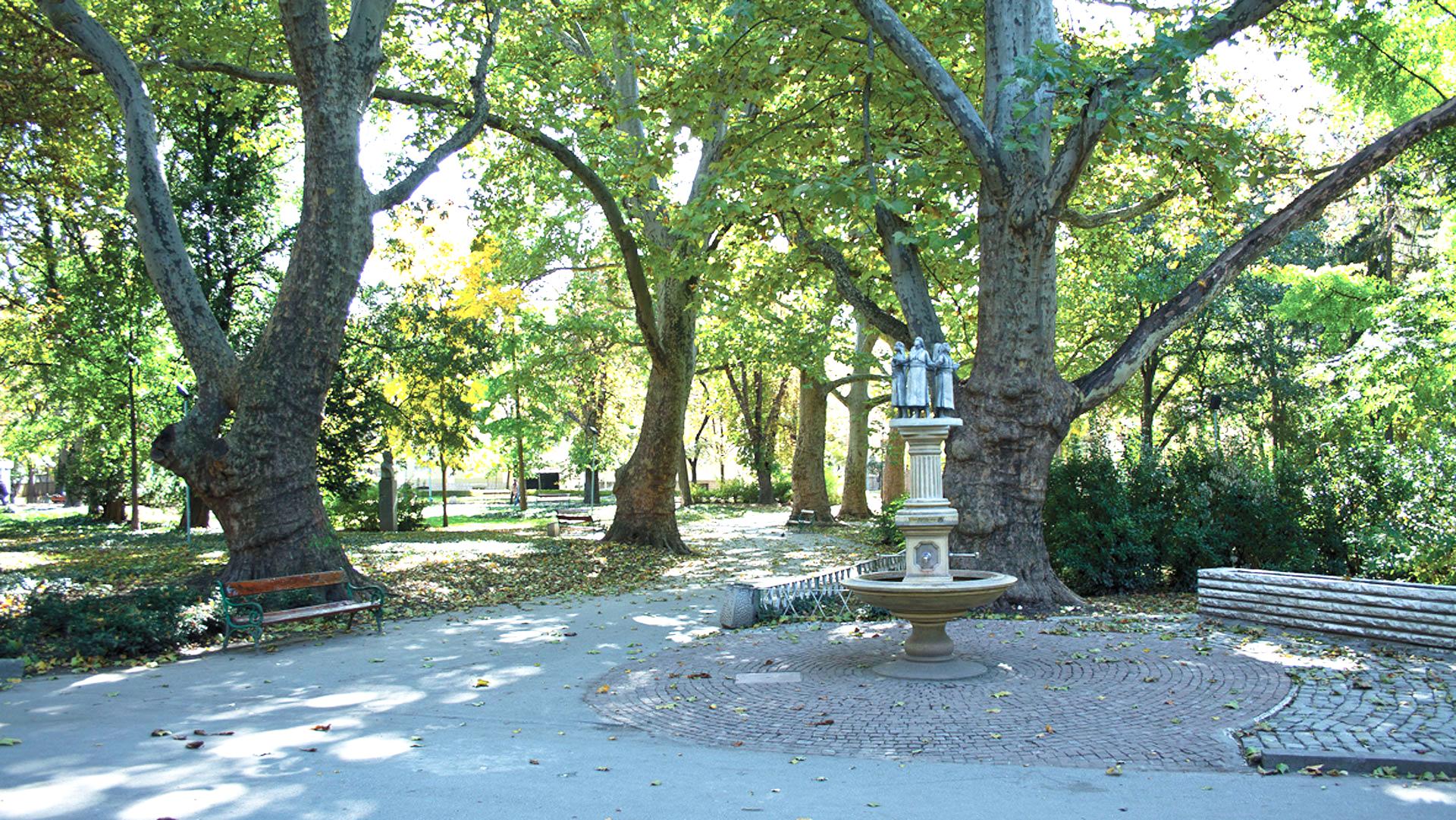 Парк Отдих и култура Пловдив